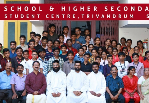 High School and  Higher Secondary School Regional Conference - MGOCSM Students Center, Trivandrum (September 6,7).
