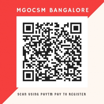 MGOCSM Registration for Students in Bangalore
